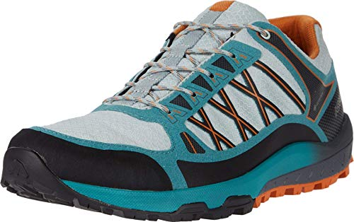 Asolo Grid GV Hiking Shoes - Women's, Sky Grey/North Sea, 9 US, A40501-899-090