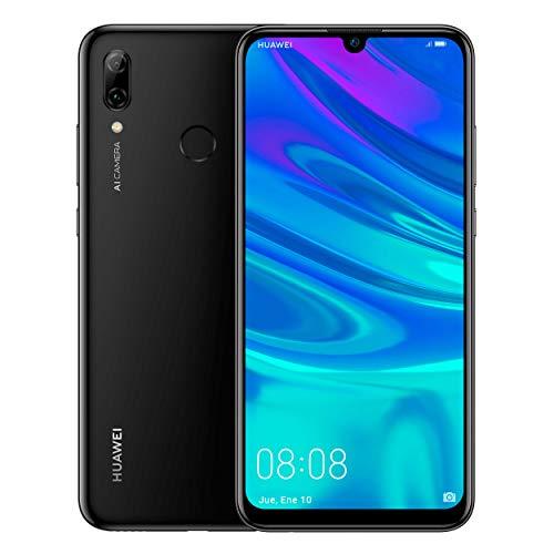"Huawei P Smart 2019 - Smartphone de 6.2"", 3 GB RAM, 64 GB, 13 MP + 2 MP, Dual SIM, Funda incluida, Color Negro"