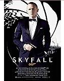 LAIDAO Leinwandplakat Skyfall Poster Casino Royale Quantum