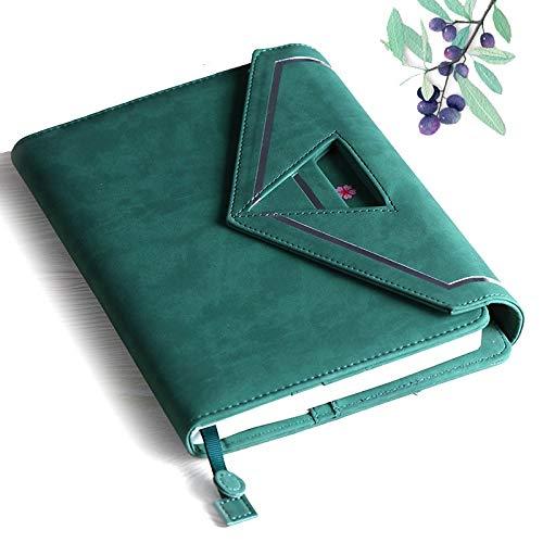 Pu zeeman pak notitieboek creatief raster geruit effen geregelde tijdschrift