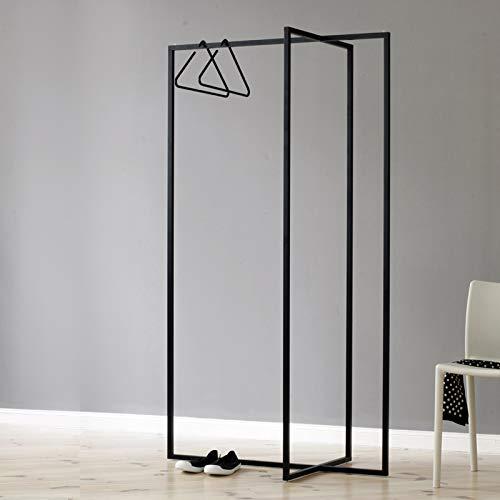 Modular Frames L Garderobe Schwarz Roomsafari
