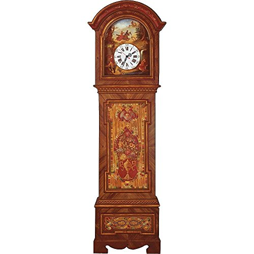 Bits and Pieces - 1200 Piece Shaped Clock Puzzle - Father Time Grandfather Clock, Antique Lovers - - 1200 pc Jigsaw by Bits and Pieces