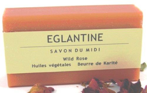 Savon du Midi Seife WILD ROSE