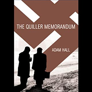 The Quiller Memorandum cover art