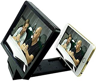 SHUHAN Mobile Phone Holders Mobile Phone 3D Video Folding Enlarged Screen Expander Stand, for iPhone/Galaxy/Sony/HTC/Huawe...