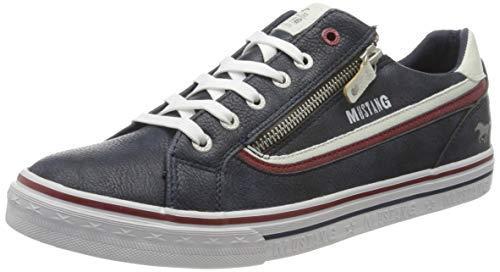 MUSTANG Herren Sneaker Blau, Schuhgröße:EUR 47