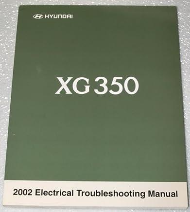 2002 hyundai xg350 electrical troubleshooting manual (etm)