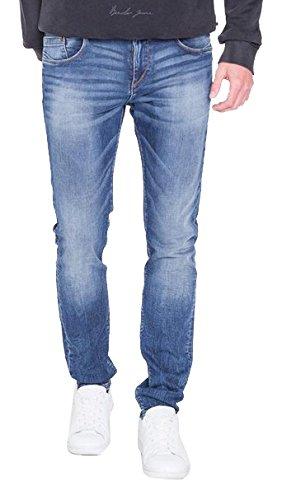 Bonobo Sadao-Sport, Jeans Uomo, Blu (STONE 242), 42 (Talla produttore: W32)