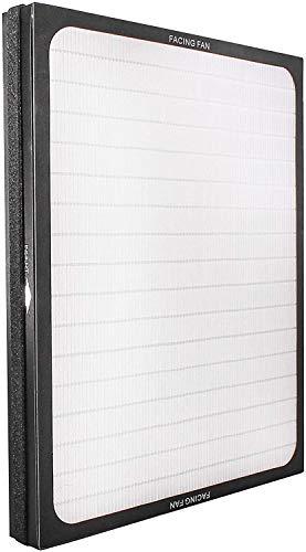 Zealing 1 Luchtreiniger Filter past voor ALLE Blueair 200 & 300 Serie Modellen 201, 210B, 203, 250E, 200PF, 201PF
