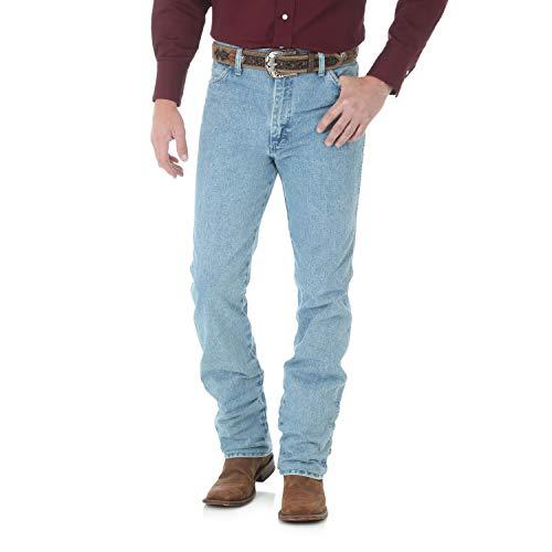 Wrangler Men's 0936 Cowboy Cut Slim Fit Jean, Antique Wash, 32W x 32L
