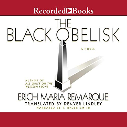 Couverture de The Black Obelisk