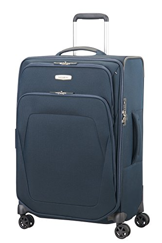SAMSONITE Spark SNG - Spinner 67/24 Expendable Bagage cabine, 67 cm, 82 liters, Blau
