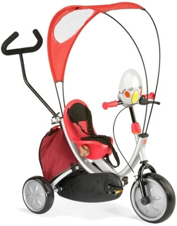 oferta especial Italtrike Triciclo Oko Plus Plus Plus gris Cherry  envío rápido en todo el mundo