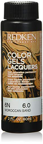 Redken Color Gels Lacquers Haarfarbe 6N MOROCCAN SAND