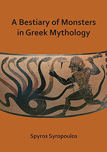 A Bestiary of Monsters in Greek Mythology