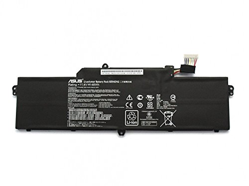 ASUS B31N1342 Batterie Rechargeable Lithium-ION (Li-ION) 4200 mAh 11,4 V - Batteries Rechargeables (4200 mAh, 48 Wh, Lithium-ION (Li-ION), 11,4 V, Noir)