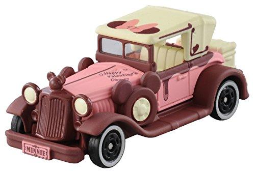TAKARA TOMY L'édition de Tomica Disney Motors rêve Classique des étoiles Minnie Mouse Valentine