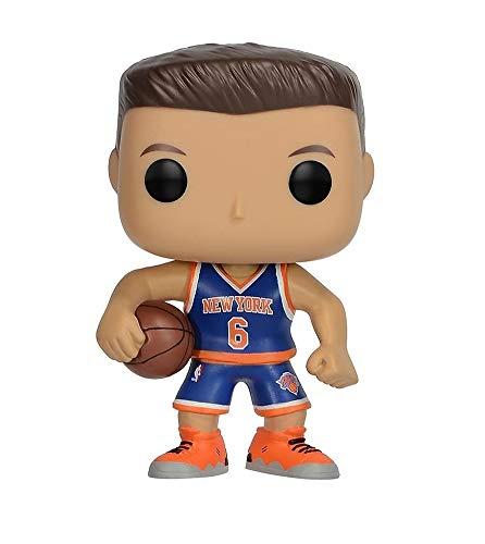 Funko Pop!- NATL Basketball Assoc NBA Figura de Vinilo Kristaps Porzingis (21823)