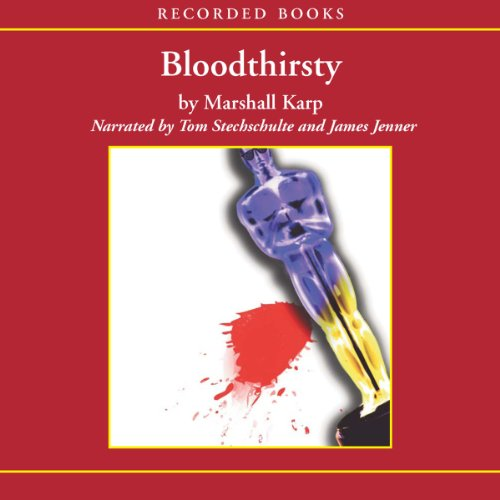 Bloodthirsty audiobook cover art