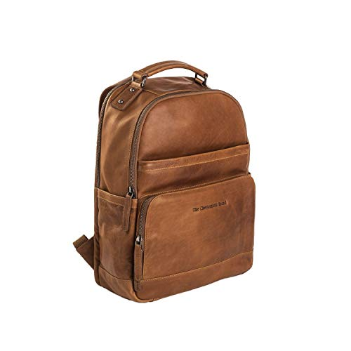 The Chesterfield Brand Austin Businessrucksack Leder 39 cm Laptopfach