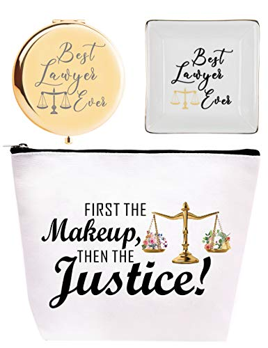 Best Lawyer Ever,Lawyer Gifts For Women,Funny Lawyer Gifts,Best Lawyer Ever, Cosmetic Bag,Best Lawyer Ever-Makeup Mirror,Gift for Lawyer,Lawyers Birthday Gifts,Makeup Bag For Women Lawyer