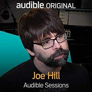 Joe Hill cover art