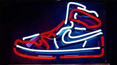 GreeneerG Sneakers Sports Shoe Porcelain Decor Beer Gift Boutique Store Custom Neon Sign