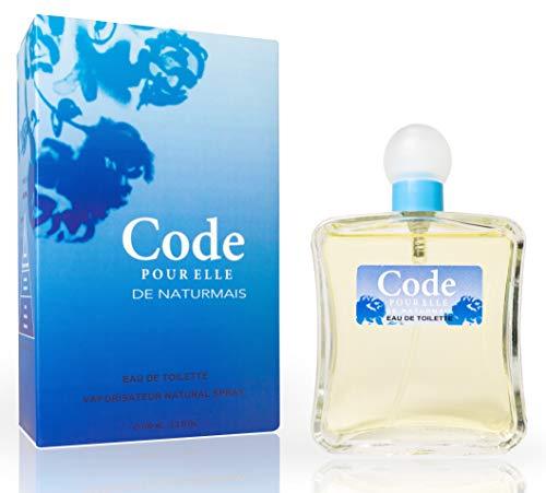 Code Eau De Parfum Intense 100 ml. Compatible con Armani Code Mujer, Perfume Equivalente Mujer