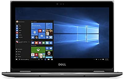 "Dell Inspiron i5378-7171GRY 13.3"" FHD 2-in 1 Laptop (7th Generation Intel Core i7, 8GB, 256 SSD HDD)"