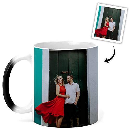 Color Changing Magic Cup Unique Coffee Mug Gifts 11 Ounce Color Change Mug Magic Mug Personalized Cup Custom Coffee Mug Gift Colour Change Mug Taza Magica Personalizada