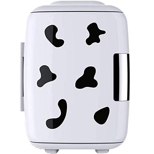 GJNVBDZSF Nevera portátil, Enfriador eléctrico y Calentador Termoeléctrico silencioso Mini refrigerador de...