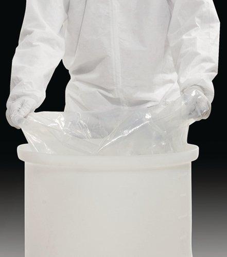 Nalgene 343050–0150 Coex PE folie steriele kofferbakmat voor 568l cilindrische tank, bestraald gamma (geval van 10)