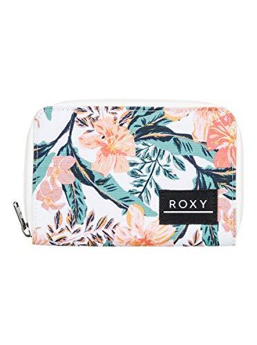 Roxy Dear Heart, Monederos. para Mujer, Bright White Mahe RG S, Medium