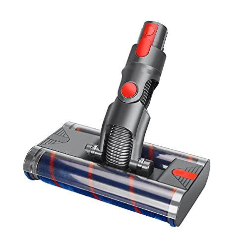 FUNTECK Multi-Directional Soft Roller Head for Dyson Stick Vacuum...