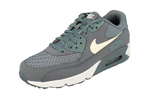 Nike Air Max 90 Ultra 2.0 Se Herren Running 876005 Sneakers Turnschuhe (UK 6 US 7 EU 40, Armory Blue White 401)