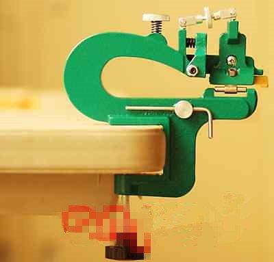 Nuova Qualità 809G FAI DA TE Manuale Pelle Skiver Spelucchino Macchina In Pelle Splitter