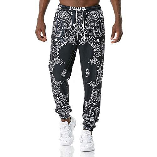 3D Guerrier imprimé Pantalon Hommes Femmes 2020 Pantalons Harajuku Hip Hop lâche Sarouel Pantalon K15 S