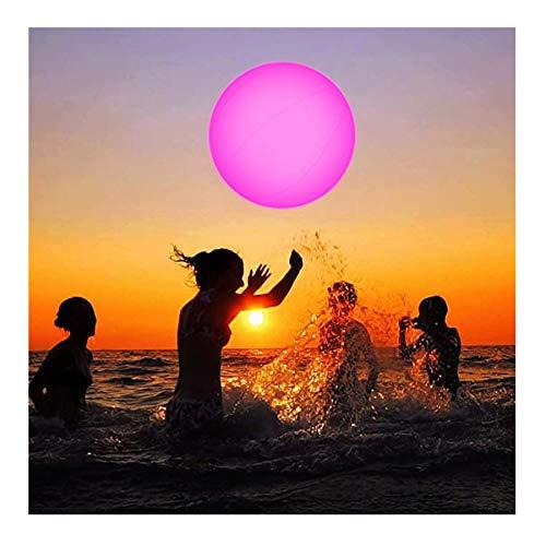 FRAUIT Buntes Pool-Licht Solarlampen Unterwasser Licht Wasserlicht Schwimmende Lampen, Solar Schwimmkugel Poolbeleuchtung Kugelleuchte Farbwechsel für Garten Deko,Pool, Baum,Teich Dekoration (White)