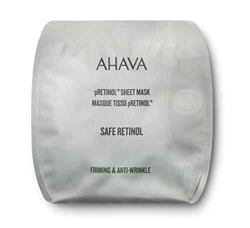 Ahava Safe pRetin Sheet Mask 1St