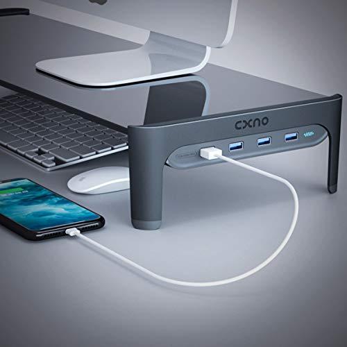 soporte y elevador para portátil de la marca TOTMOX