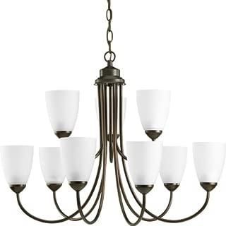 Best dark bronze chandelier Reviews