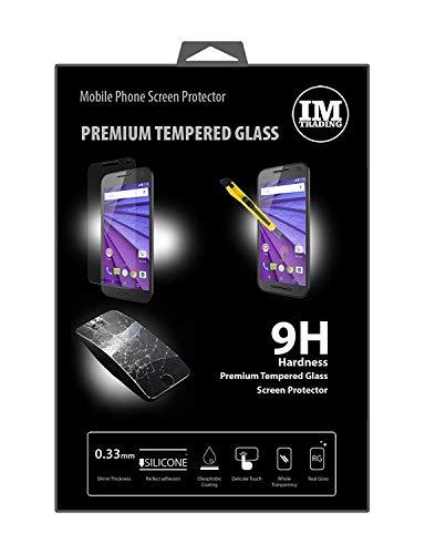ENERGMiX Schutzglas kompatibel mit Motorola Moto G (3.Generation) Premium Tempered Glas Bildschirmglas Panzer Folie Schutzfolie