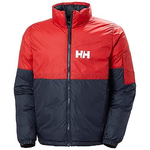 Helly Hansen Men's Standard Active Reversible Jacket, 597 Navy, Medium