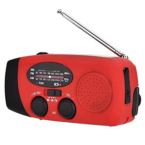 CDPC Radio portátil Am/FM/WB Radio...
