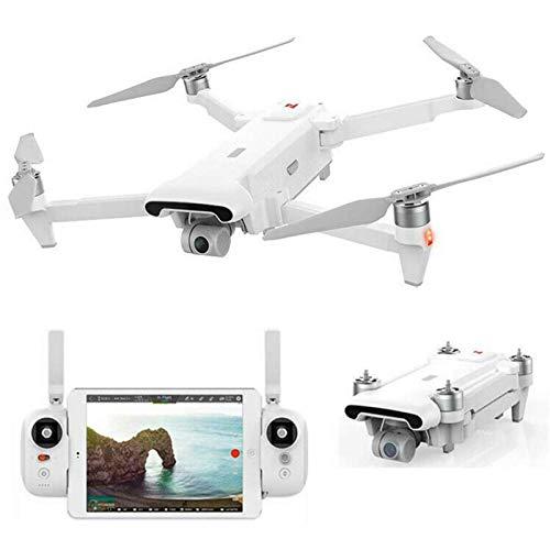 J-Love Drone con cámara HD 1080P, 5G WiFi FPV con transmisión en Tiempo Real, Quadcopter RC Plegable para niños, Adultos y Principiantes