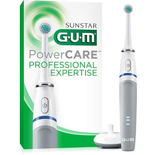 spazzolino elettrico gum G.U.M PowerCARE (Spazzolino Elettrico)