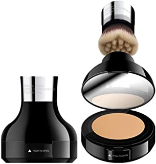 Cailyn Built-In Brush Super HD Pro Coverage Foundation - 02 Adobe
