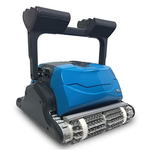 Dolphin Oasis Z5i Robotic Pool Cleaner by Maytronics, 99991079-Z5i, Ideal for In-Ground Pools Up To 50 Feet.