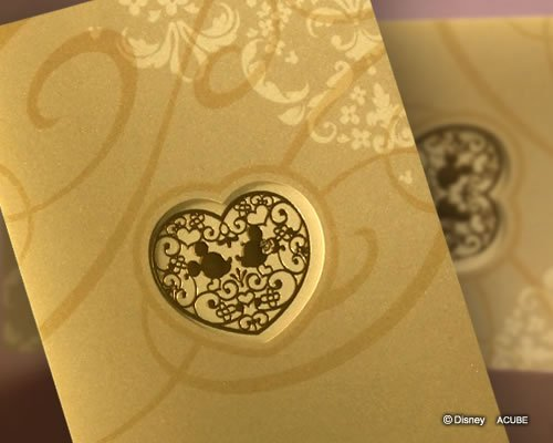 WISH結婚式(ウエディング)【Disney】ディズニー席次表ワイズ(10枚セット)結婚式用手作りキット