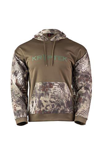Kryptek Mars Hoodie Ropa de Caza para Hombre Hombre